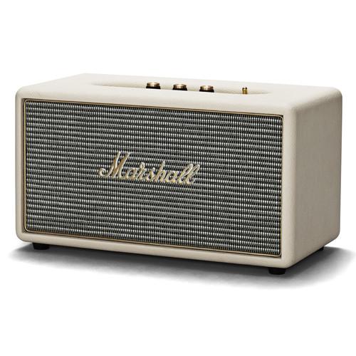 Marshall Audio Stanmore Bluetooth Speaker System (Cream)