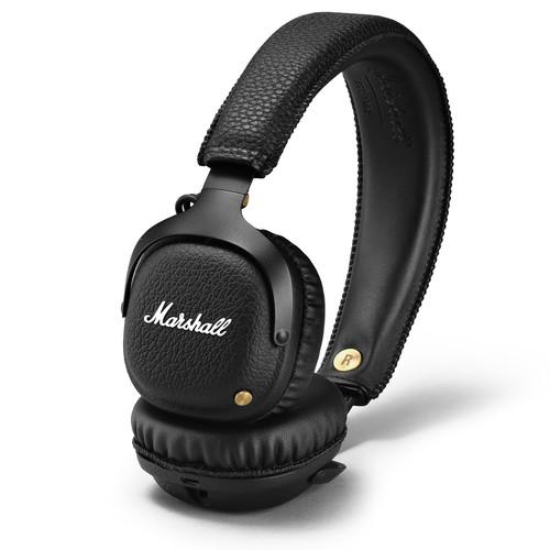 Marshall Audio Mid Bluetooth aptX Headphones (Black)