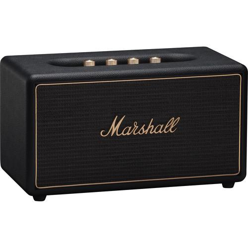 Marshall Audio Stanmore Multi-Room Wireless Speaker System (Black)
