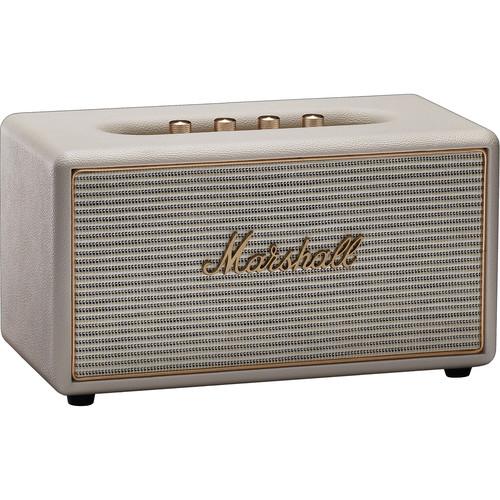 Marshall Audio Stanmore Multi-Room Wireless Speaker System (Cream)