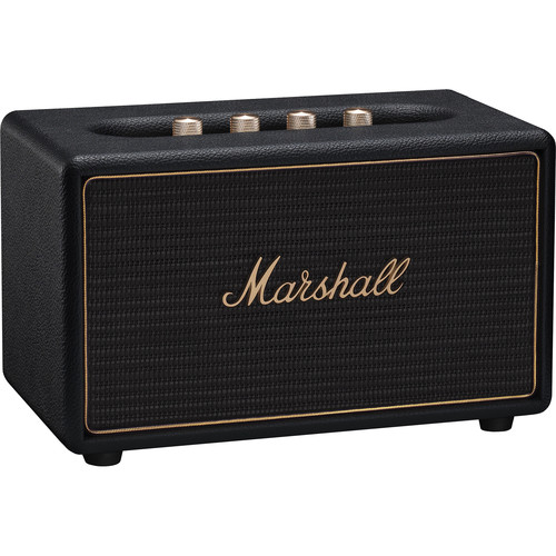Marshall Audio Acton Multi-Room Wireless Speaker System (Black)