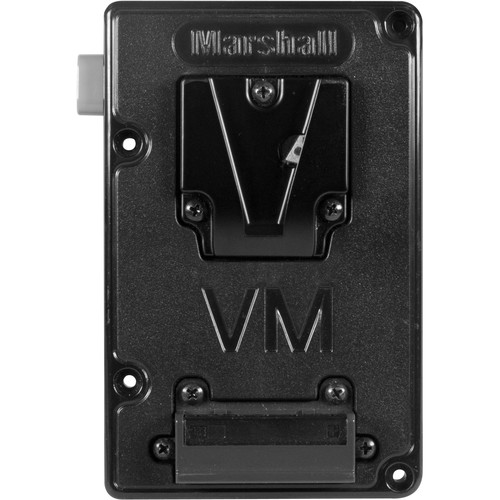 Marshall Electronics VM IDX Battery Mount for V-LCD70AFHD Monitor
