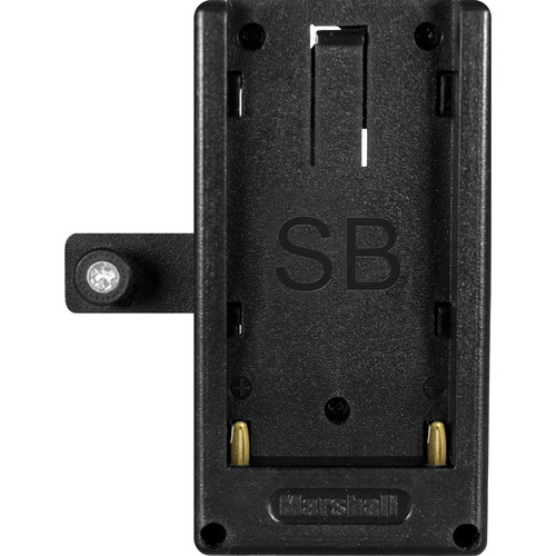 Marshall Electronics Uni Battery Mount for Sony BP-U60 Batteries