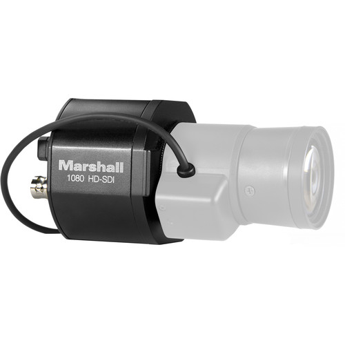 Marshall Electronics CV345-CSB 2.5MP 3G-SDI/HDMI Compact Broadcast Compatible Camera (Breakout Cable)