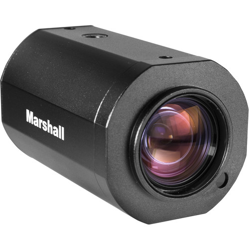 Marshall Electronics CV350-10XB Compact 10X Full-HD Camera