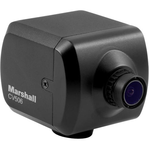 Marshall Electronics CV506 Mini HD Camera (3G/HD-SDI, HDMI)