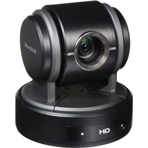 Marshall Electronics CV610-U3 Compact PTZ USB/HDMI Camera with 6.5-62mm Lens