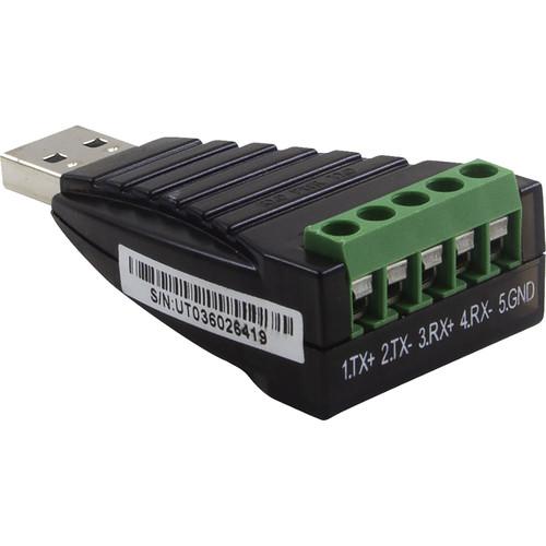 Marshall Electronics USB to RS-485/RS-422 Converter