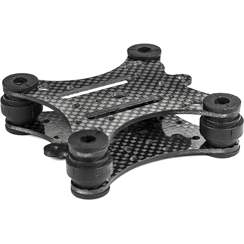 Marshall Electronics Four-Point Vibration Absorbing Bracket for Micro Broadcast Cameras