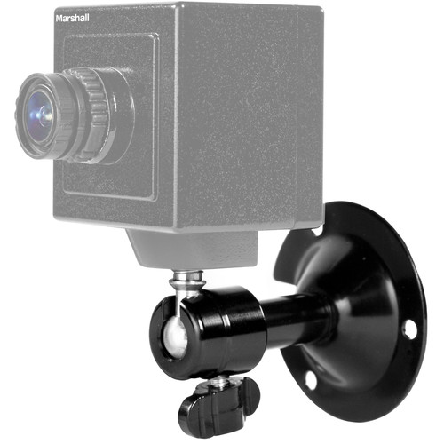 "Marshall Electronics Mini 1/4""-20 Wall & Swivel Mount for Select Compact Cameras"