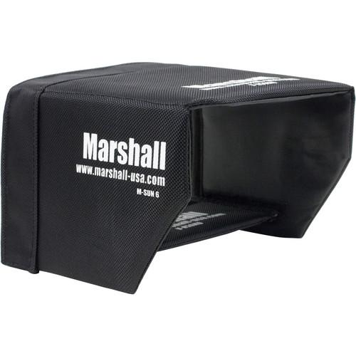 "Marshall Electronics Sun Hood for M-CT6 6.2"" Field Monitor"
