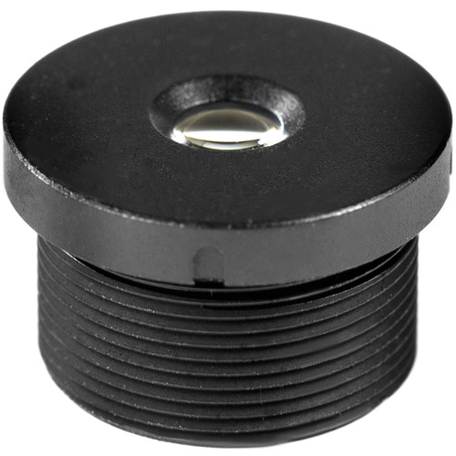 Marshall Electronics 5MP 6.3mm f/2.0 Low-Profile Miniature IRC Filter Lens for OEM Applications
