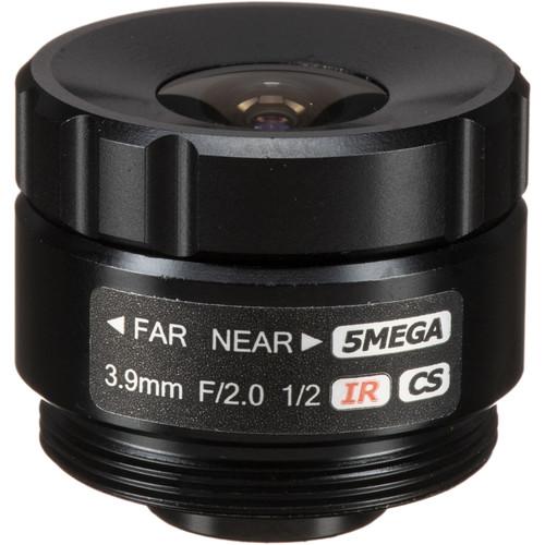 Marshall Electronics V-553.9-5MP-VIS-IR 1/2 CS-Mount 3.9mm Fixed Lens