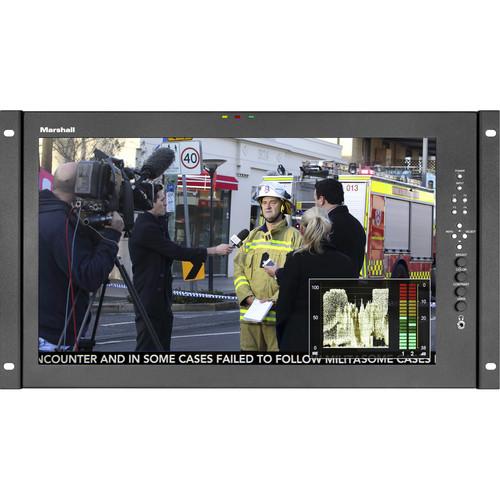 "Marshall Electronics 17.3"" Full HD Rackmount Monitor"