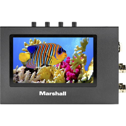 "Marshall Electronics LCD4.3-PRO-R 4.3"" Color TFT LCD Monitor"