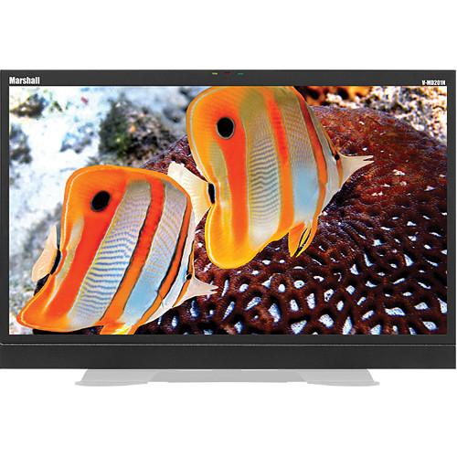 "Marshall Electronics 20"" 7RU High Resolution LCD Rackmount / Desktop Monitor"