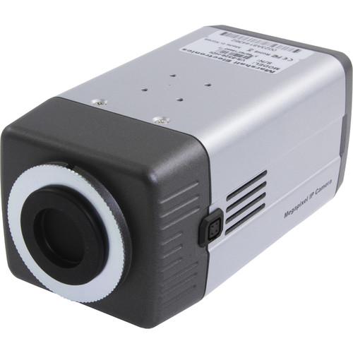 Marshall Electronics 1080p Box IP Camera with HDMI Output (No Lens)