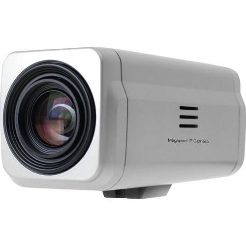 Marshall Electronics VS-541-CVBS 2MP True Day/Night IP Box Camera with 20x Optical Zoom Lens