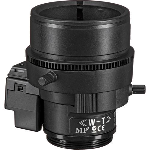 Marshall Electronics CS-Mount 3MP 2.2-6mm 2.7x Zoom Lens with Manual Iris Control