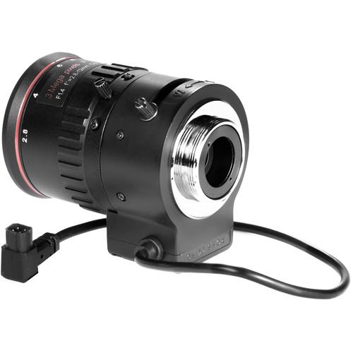 Marshall Electronics CS-Mount 2.8 to 12mm Auto Iris Varifocal Lens
