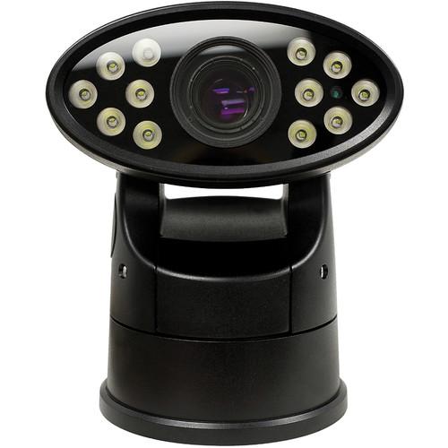 Marshall Electronics VS-WC202B-HDSDI Full HD 2MP Rugged IR PTZ Camera (Black)