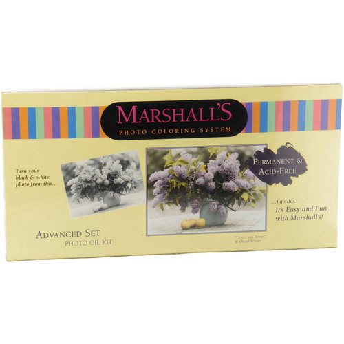 Marshall Retouching Advanced Assorted Oil Set (20 Pieces)