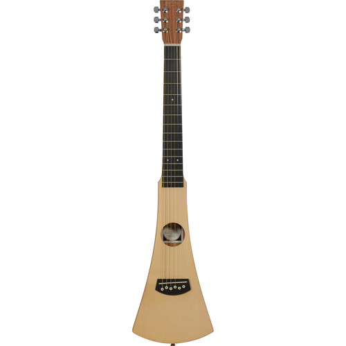 MARTIN Steel-String Backpacker Travel Guitar with Carry Bag