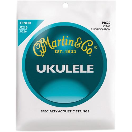 MARTIN Ukulele Clear Fluorocarbon Strings (Tenor)