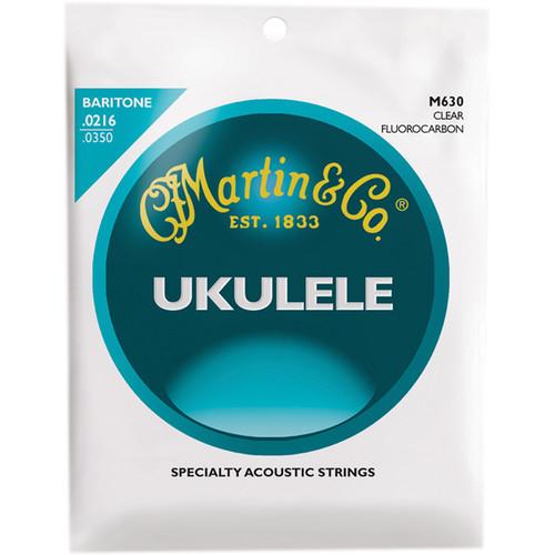 MARTIN Ukulele Fluorocarbon Strings (Baritone)