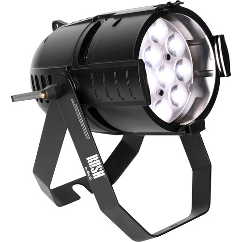 Martin Professional Lighting Rush PAR 2 CT Zoom - LED PAR Can - Professional Moving Head (WW/CW)