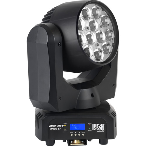 Martin Professional Lighting Rush MH 6 Wash CT - LED Wash - Professional Moving Head (WW/CW)