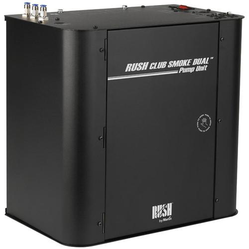 Martin Professional Lighting RUSH Club Smoke Dual-Pump Unit