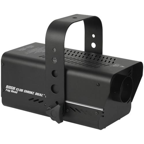 Martin Professional Lighting RUSH Club Smoke Dual Fog Head (Black)