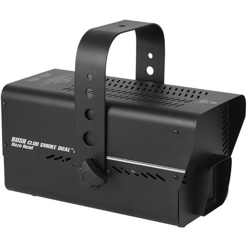 Martin Professional Lighting RUSH Club Smoke Dual Haze Head (Black)