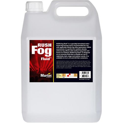 Martin Professional Lighting RUSH Fog Fluid (4 x 5L)