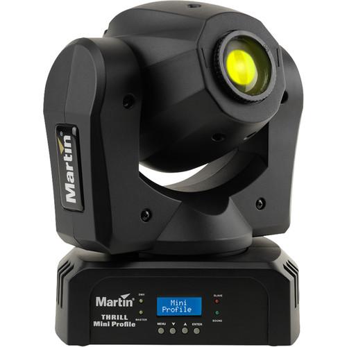 Martin Professional Lighting Thrill Mini Profile Compact LED Moving Head