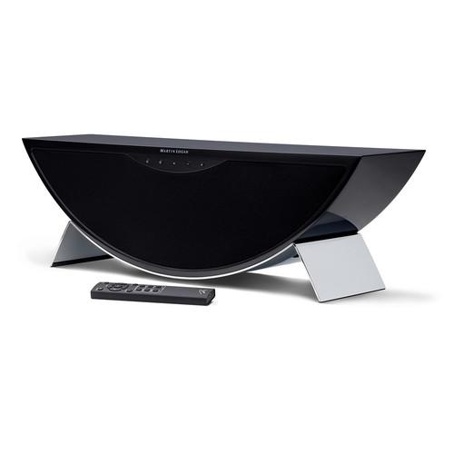 MartinLogan Crescendo Wireless Bluetooth Speaker (Piano Black)