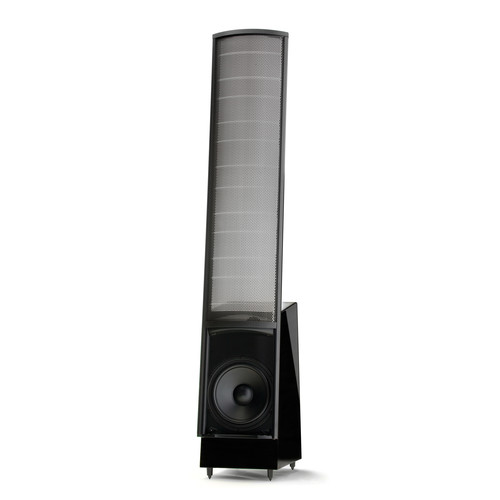 MartinLogan ElectroMotion ESL Floorstanding Speaker (Single, Piano Black)