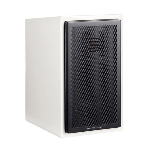 MartinLogan Motion 15 2-Way Bookshelf Speaker (Single, Gloss White)