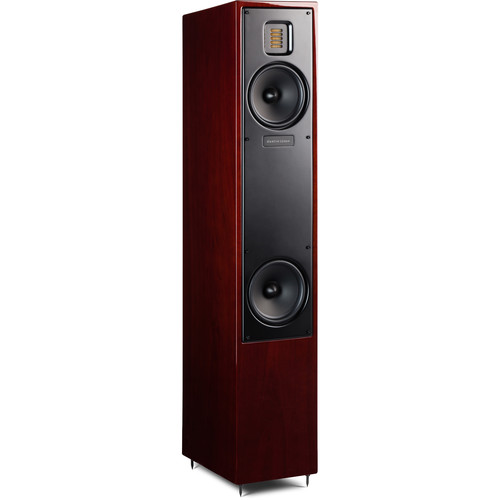 MartinLogan Motion 20 Floorstanding Speaker (Single, Black Cherrywood)