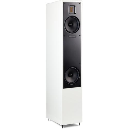 MartinLogan Motion 20 Floorstanding Speaker (Single, Gloss White)