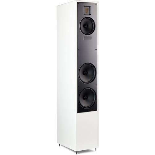 MartinLogan Motion 40 Floorstanding Speaker (Single, Gloss White)