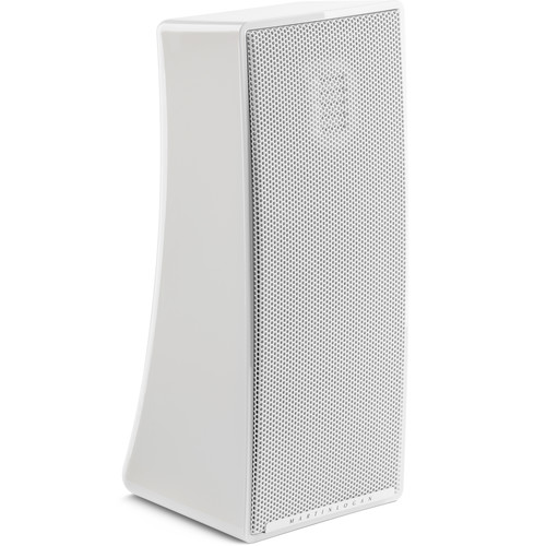 MartinLogan Motion 4 2-Way Bookshelf Speaker (Single, White)