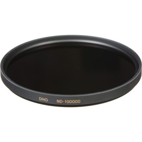 Marumi 77mm DHG ND-100000 Solid Neutral Density 5.0 Solar Eclipse Filter (16.5 Stops)