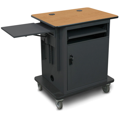 Marvel Instructor Series Presentation Cart Bronze Version (Oak, Dark)