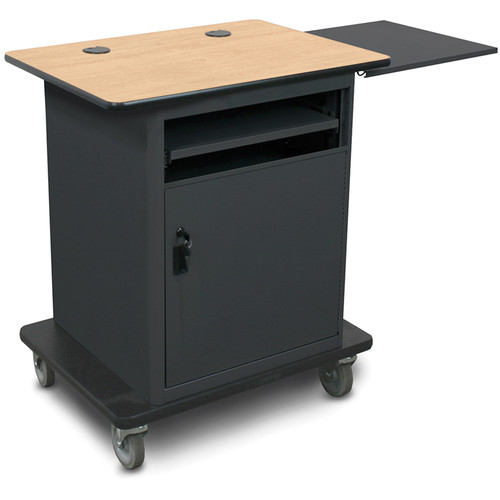 Marvel Instructor Series Presentation Cart Copper Version (Maple, Dark)