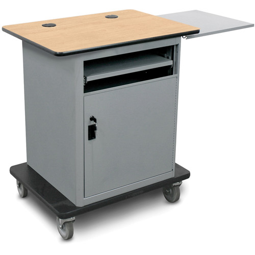 Marvel Instructor Series Presentation Cart Copper Version (Maple, Silver)