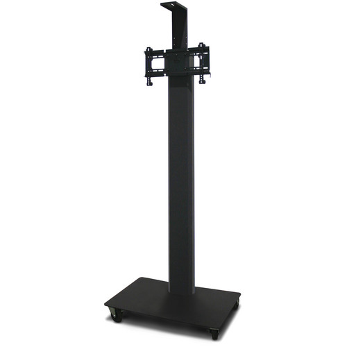 """Marvel 80"""" Vizion TV/Monitor Stand and Mount for a 26 to 32"""" TV and Camera Shelf (Charcoal Gray)"""