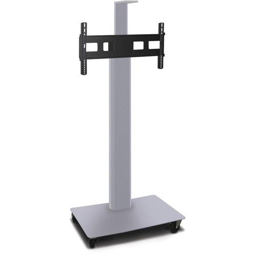 "Marvel 55"" Vizion Mobile Stand for 35-55"" TV or Monitor with a Camera Shelf"