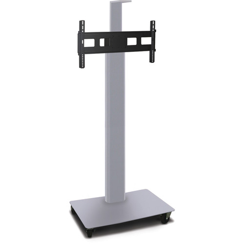 "Marvel 65"" Vizion Mobile Stand for 35-55"" TV or Monitor with a Camera Shelf"